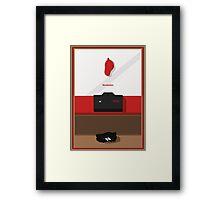 LFC Revolution. Framed Print