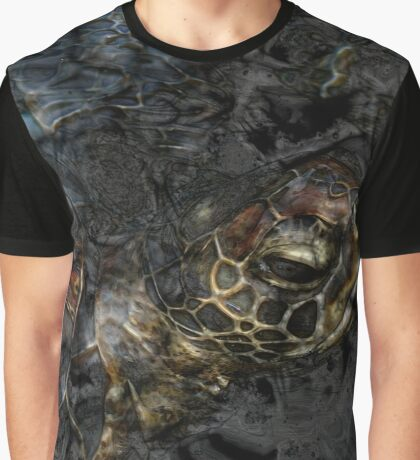 Black Waters 5 Graphic T-Shirt