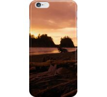 Drifting into Sunset iPhone Case/Skin