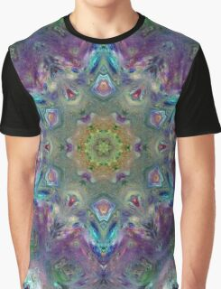 Crystalline Reflections 12 Graphic T-Shirt