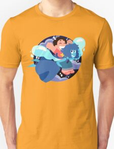Beach Summer Fun Buddies Unisex T-Shirt