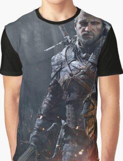 Geralt Graphic T-Shirt