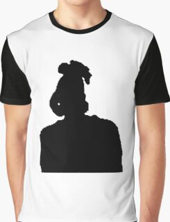 The Weeknd / Abel blacked out Graphic T-Shirt
