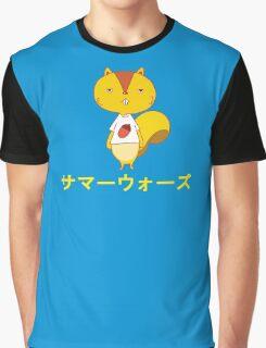 Squirrel Kenji Graphic T-Shirt