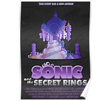 Sonic & The Secret Rings Poster