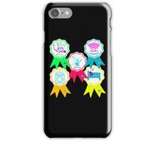 Accomplishment Awards iPhone Case/Skin