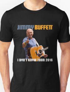 hits JIMMY BUFFET LOGO TOUR 2016 estr Unisex T-Shirt