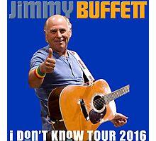 hits JIMMY BUFFET LOGO TOUR 2016 estr Photographic Print