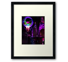 We are Controlling the Transmission  Framed Print