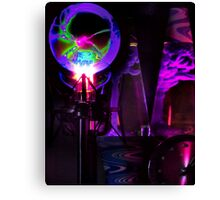 We are Controlling the Transmission  Canvas Print