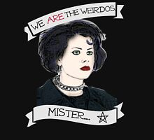 "The Craft (Nancy) ""We are the Weirdos, MR"" Unisex T-Shirt"