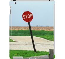 Route 66 iPad Case/Skin
