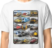 Trains from The Netherlands Classic T-Shirt