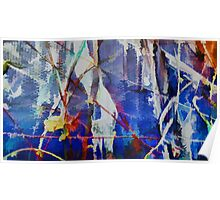 Abstract composition 236 Poster