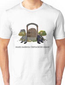 Make America Cretaceous Again Unisex T-Shirt