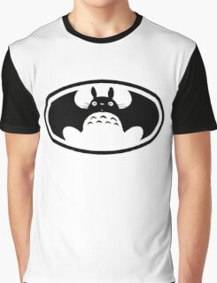 TotoroMan Graphic T-Shirt