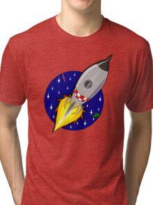 Rocket shirt Tri-blend T-Shirt