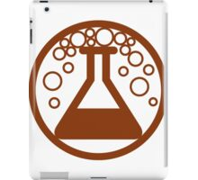 Science shirt iPad Case/Skin