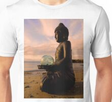 Peace and Sunset at the Beach Unisex T-Shirt