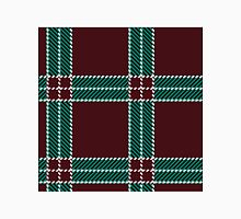 PNW Issaquah Plaid Men's Baseball ¾ T-Shirt