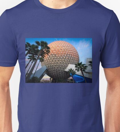 Our Spaceship Earth Unisex T-Shirt