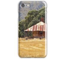 """The Old Farmhouse"", Swan Valley, Western Australia iPhone Case/Skin"