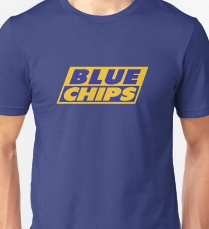 BLUE CHIPS Unisex T-Shirt