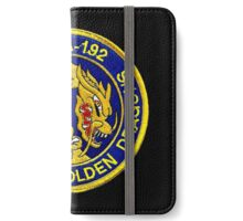 Politically Incorrect VFA-192 Golden Dragons iPhone Wallet/Case/Skin