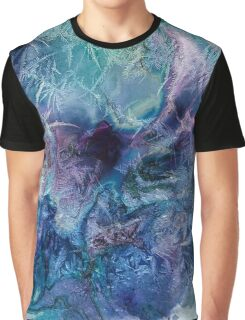 Jack Frost's Scribbles 1 (with frame) Graphic T-Shirt