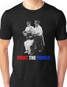 FIGHT THE POWER Bernie Sanders Arrested Unisex T-Shirt