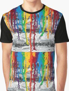 A Triumph of Color Graphic T-Shirt