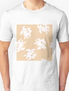 Honeysuckle Bouquet in Georgia Peach T-Shirt