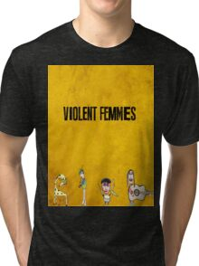 Violent Femmes - We Can Be Anything Tri-blend T-Shirt