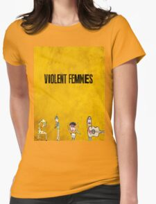 Violent Femmes - We Can Be Anything Womens Fitted T-Shirt