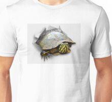 Funny turtle Unisex T-Shirt