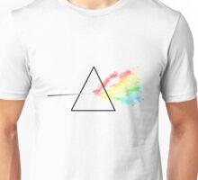 Light Side of the Moon Unisex T-Shirt