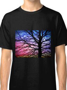 Cotton Candy Sunset Classic T-Shirt