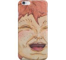 Hi Dee Ho ha ha ha iPhone Case/Skin