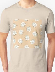 Cotton Blossom Toss in Georgia Peach T-Shirt