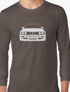 White e30 Long Sleeve T-Shirt