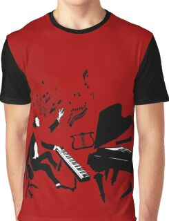 Decomposing the score Graphic T-Shirt