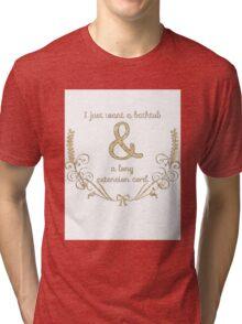 Schitt's Creek Tri-blend T-Shirt