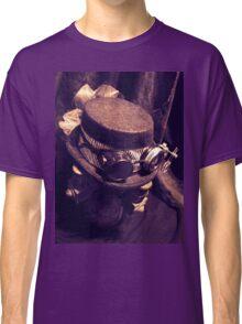 Steampunk Ladies Hat 1.1 Classic T-Shirt