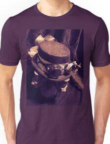 Steampunk Ladies Hat 1.1 Unisex T-Shirt
