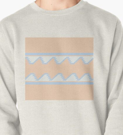 South of the Border Stripe No. 8 Pullover