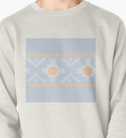 South of the Border Stripe No. 9 Pullover