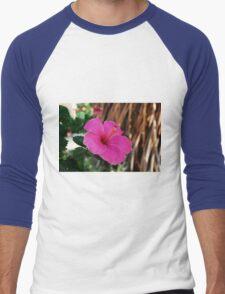 Exotic flower Men's Baseball ¾ T-Shirt
