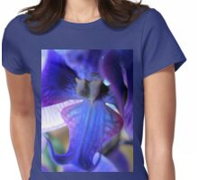 Orchid of Love Womens Fitted T-Shirt