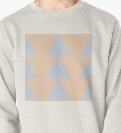 Southwest Triangles No 1 Pullover