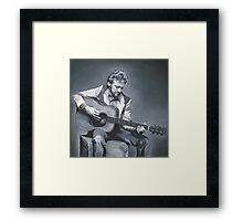 Keith Whitley Framed Print
